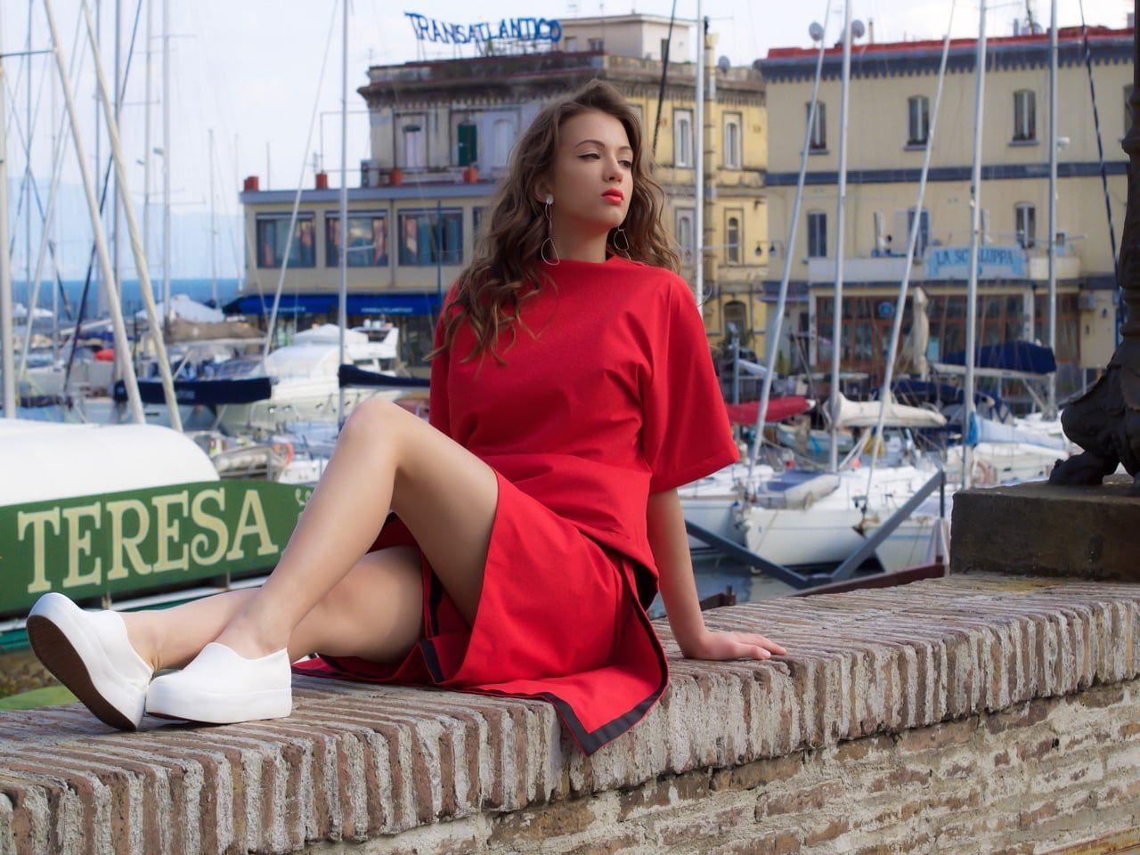 Intervista allo stilista Tsang Fan Yu, Napoli capitale della moda-1