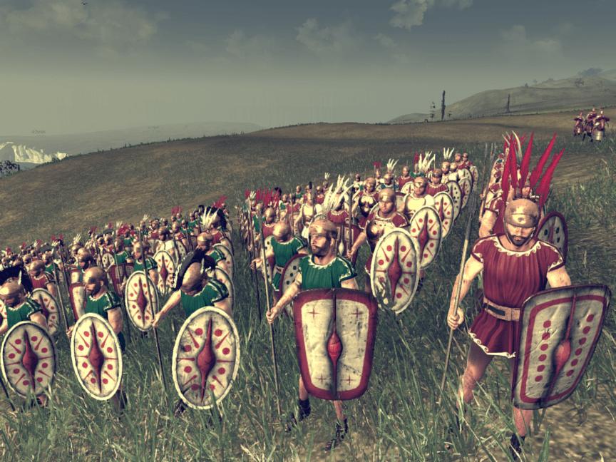 Gli Osci popoli preromani del Sud Italia-1