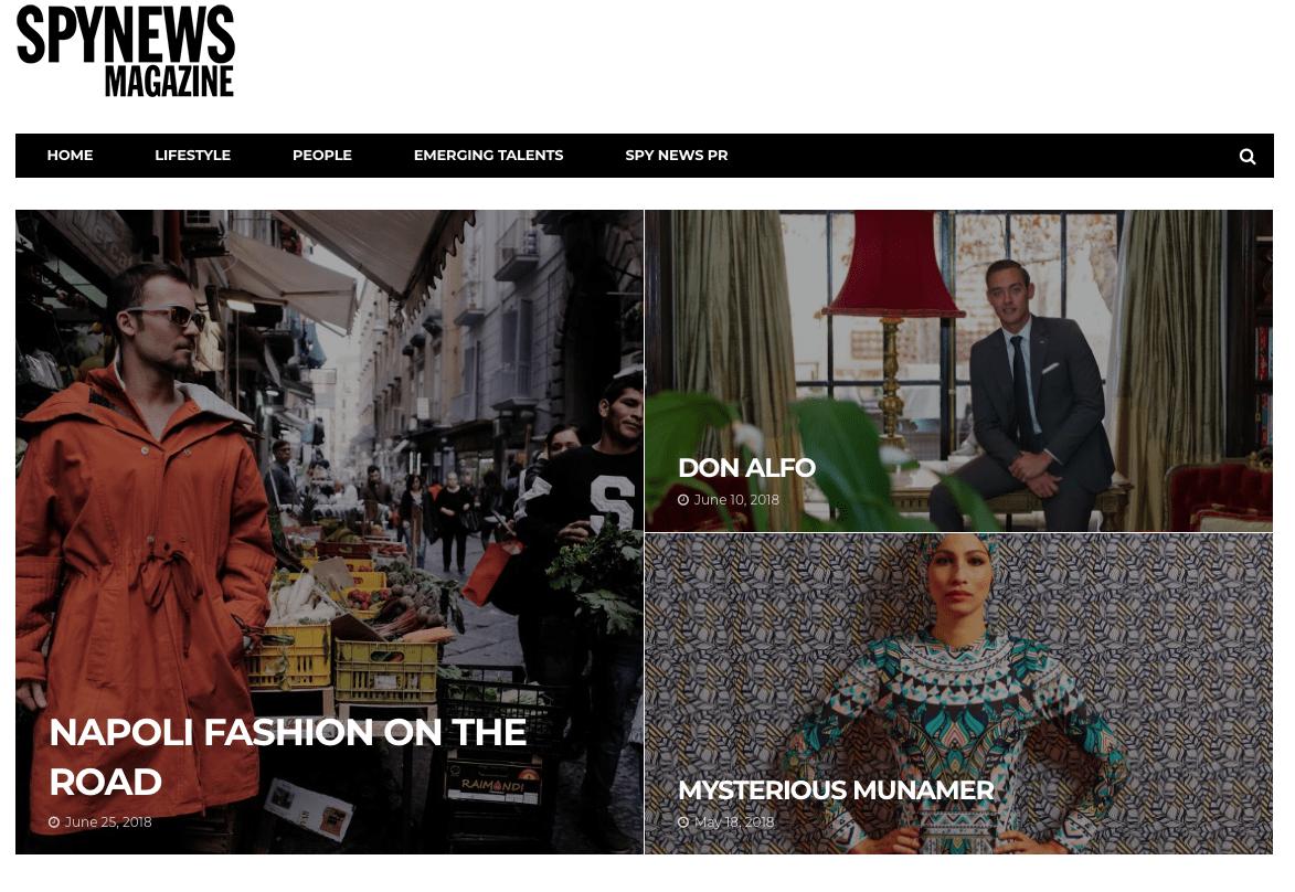 Napoli fashion on the road su spy news magazine - napoli-capitale-della-moda-1