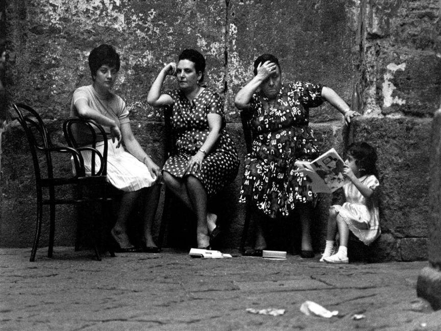 Napoli vista da Elena Ferrante