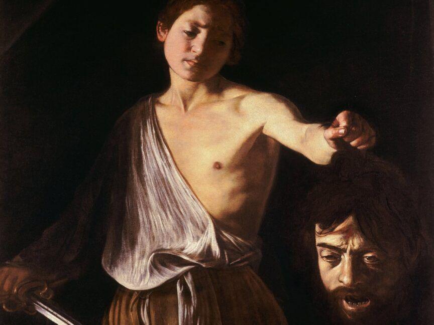 Caravaggio ed il rock-1