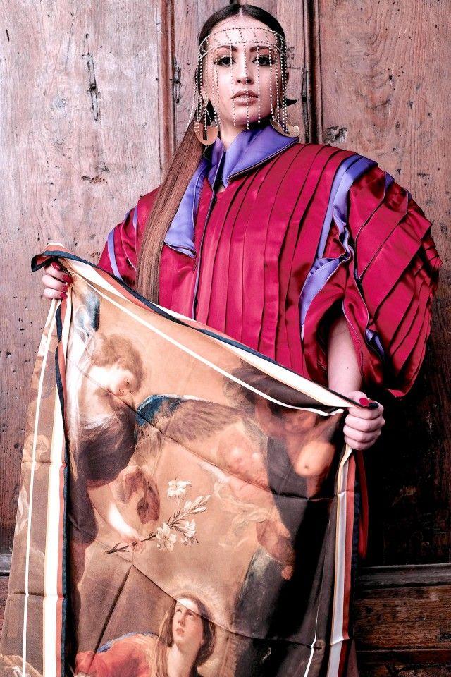 Napoli fashion on the road - Tappa Egizia - Napoli capitale della moda-15
