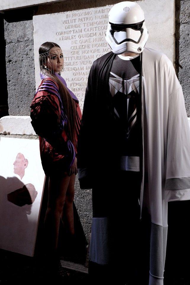 Napoli fashion on the road - Tappa Egizia - Napoli capitale della moda-19