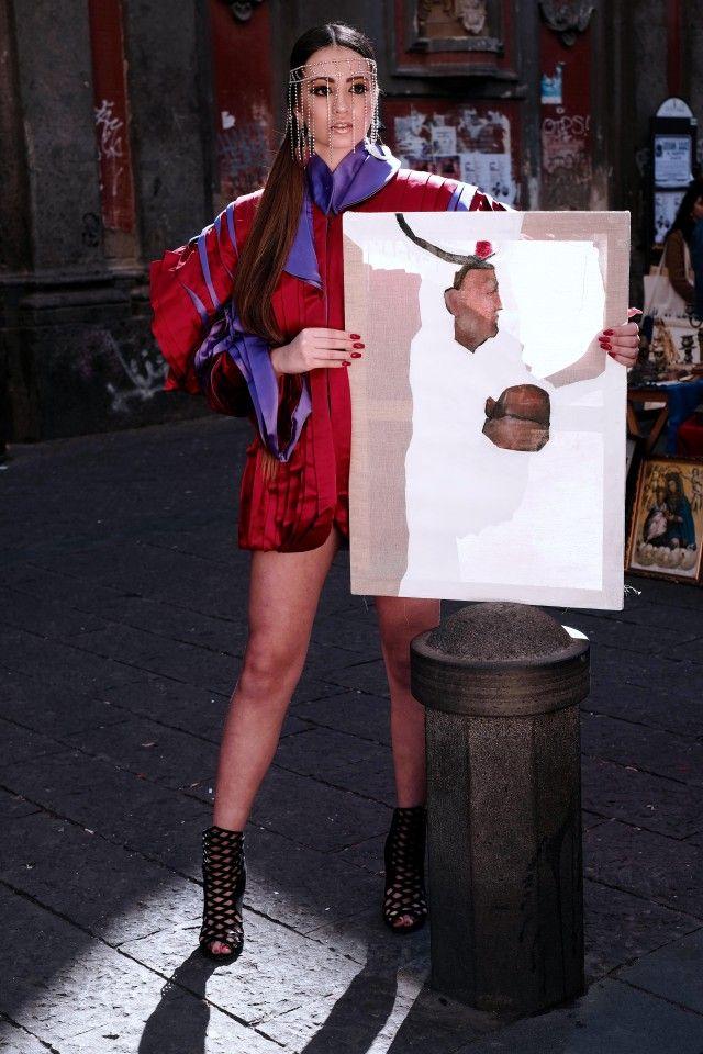 Napoli fashion on the road - Tappa Egizia - Napoli capitale della moda-2