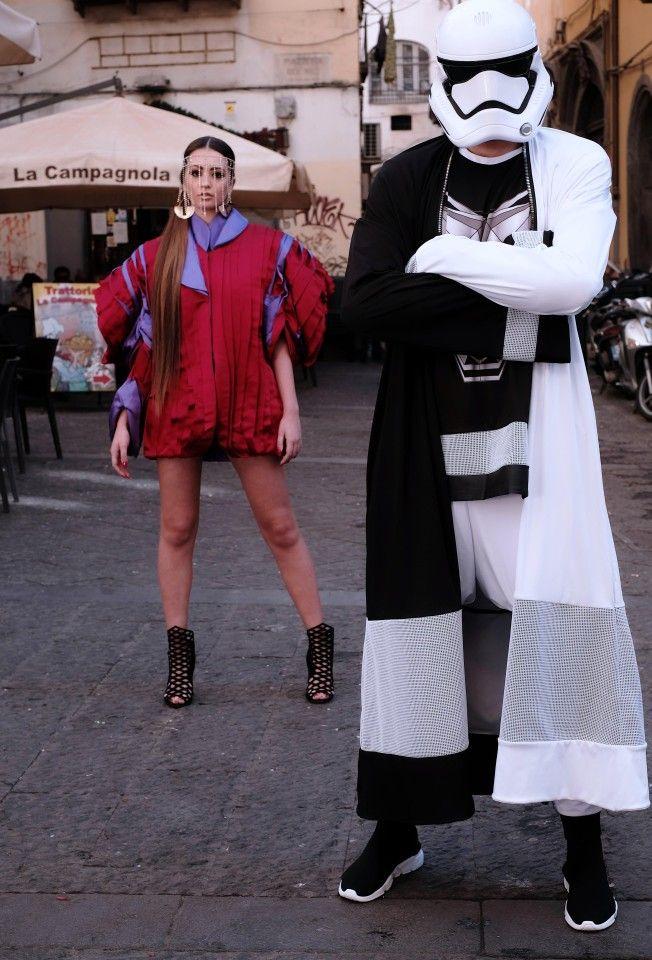 Napoli fashion on the road - Tappa Egizia - Napoli capitale della moda-20