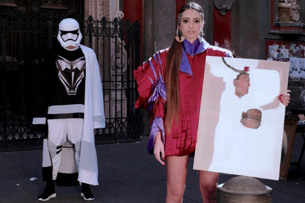 Napoli fashion on the road - Tappa Egizia - Napoli capitale della moda-22