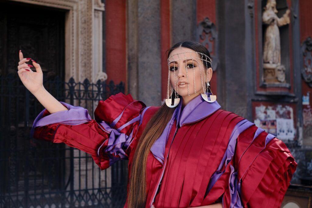 apoli fashion on the road - Tappa Egizia - Napoli capitale della moda-23