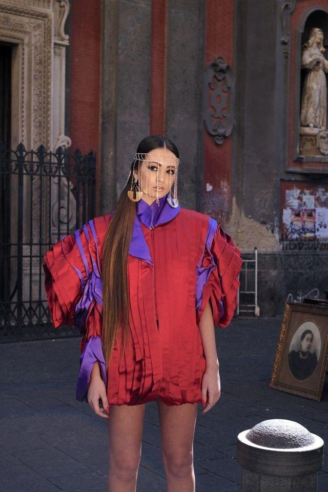 Napoli fashion on the road - Tappa Egizia - Napoli capitale della moda-25