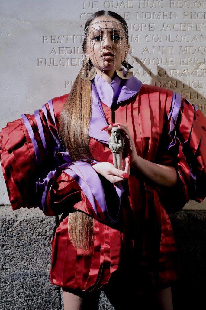 Napoli fashion on the road - Tappa Egizia - Napoli capitale della moda-28
