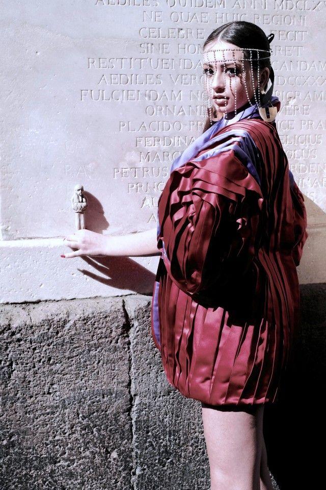 Napoli fashion on the road - Tappa Egizia - Napoli capitale della moda-4