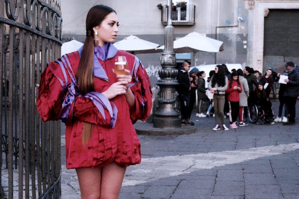 Napoli fashion on the road - Tappa Egizia - Napoli capitale della moda-5