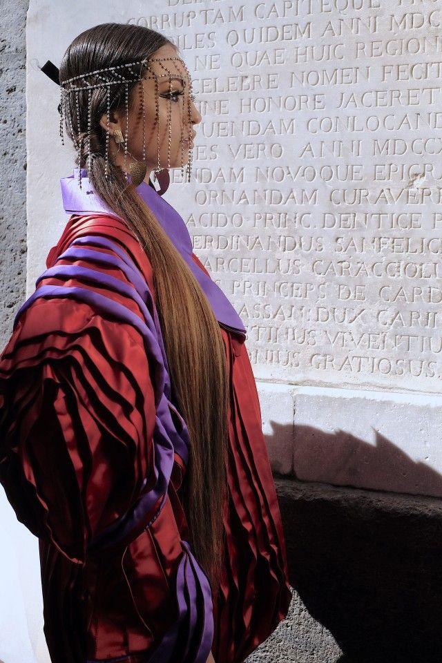 Napoli fashion on the road - Tappa Egizia - Napoli capitale della moda-6