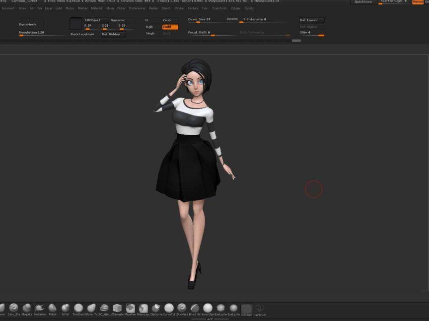 Il modellista CAD-1