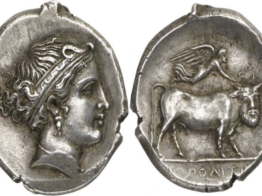 Le monete di Neapolis-1
