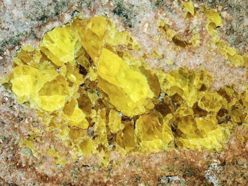 museo mineralogico napoli -1
