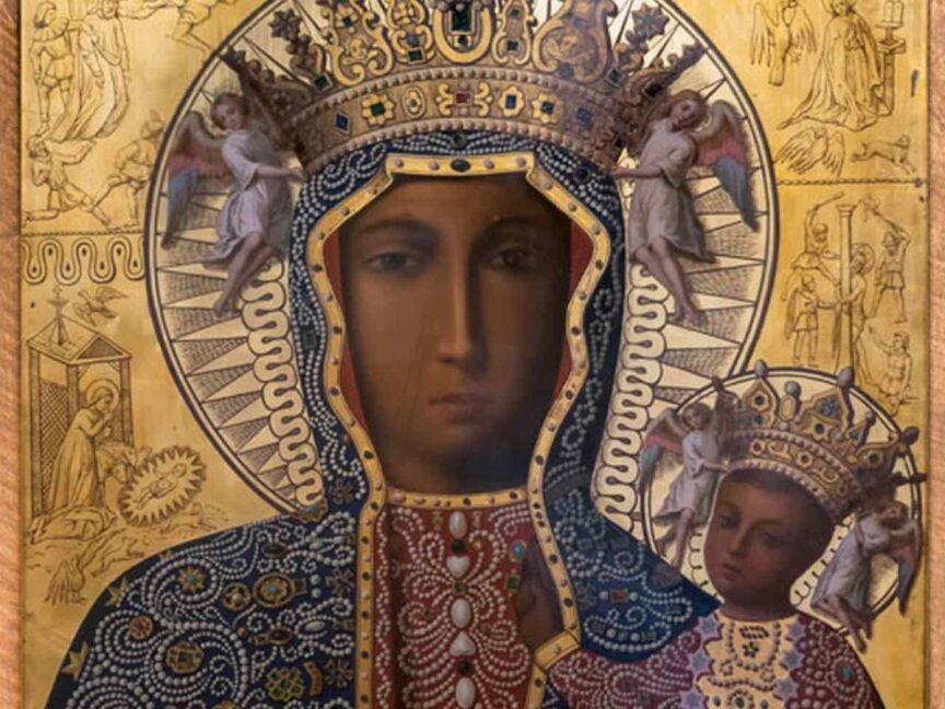madonna nera di alessandra belloni 1